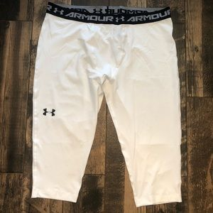 Under Armour CoolSwitch Compression 3/4 Leggings